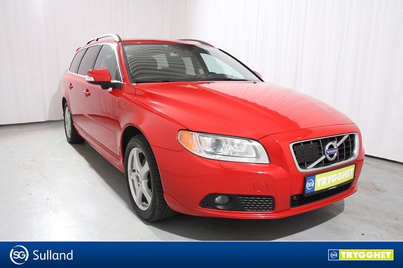 Volvo V70 2,4 D aut Momentum Edition
