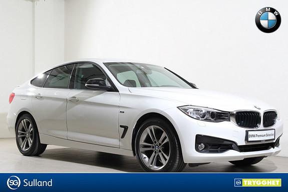 BMW 3-serie 320d xDrive GT 163hk SportLine-Xenon-DAB+-Hengerfeste++