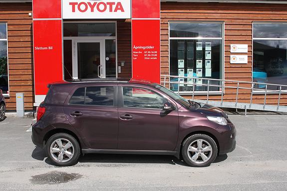 Toyota Urban Cruiser 1,4 D-4D Dynamic AWD HENGERFESTE  2012, 95702 km, kr 149000,-