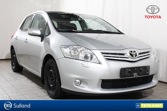 Toyota Auris 1,33 Dual VVT-i  Stop&Start Advance Lettkjørt-Aut.Klima