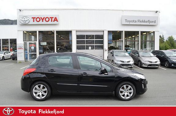 Peugeot 308 1,6 HDi DPF Premium 109 hk LAV KILOMETERSTAND  2008, 68606 km, kr 85000,-