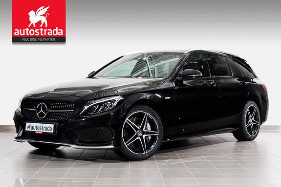 Mercedes-Benz C-Klasse C450T AMG Performance 4matic