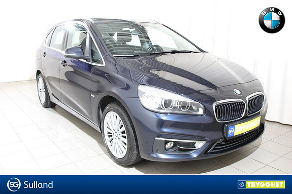 BMW 2-serie 218d xDrive Active Tourer 150hk 100 Edition aut Luxury