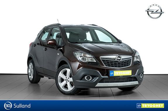 Opel Mokka 1.7 CDTi ecoFLEX Aut. Enjoy EN EIER-FULL HISTORIKK-DAB+