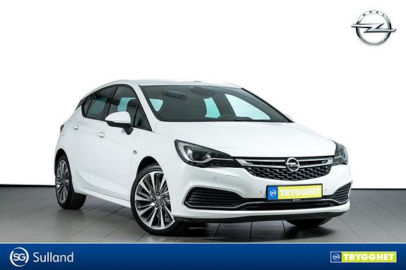 Opel Astra 1,6 Turbo 200hk Dynamic OPC PAKKE-VELVÆRESETE-SKINN +++