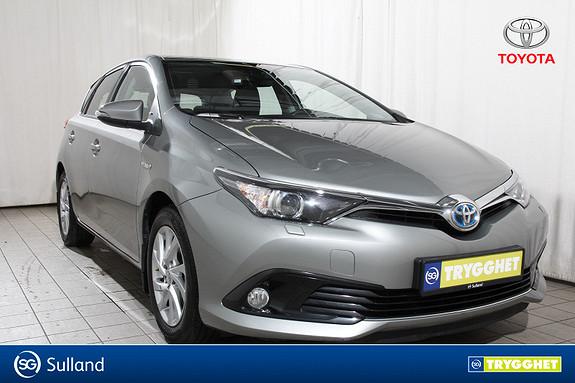 Toyota Auris 1,8 Hybrid E-CVT Active S Ryggekamera-Bluetooth-Klima
