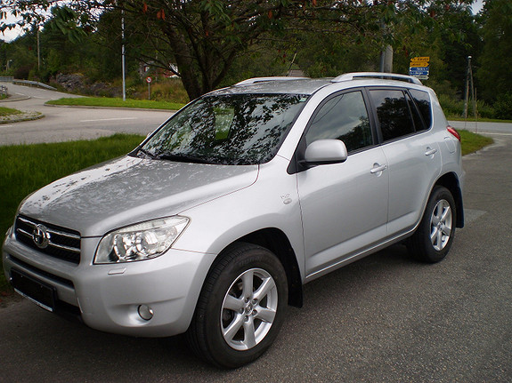 Toyota RAV4 Sol  2009, 123500 km, kr 173660,-
