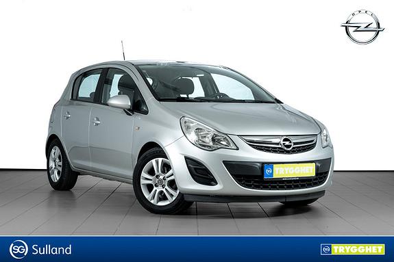 Opel Corsa 1,3 CDTi  95hk ecoFLEX Enjoy EN EIER-KOMPLETT HISTORIKK