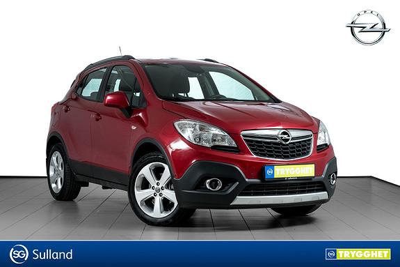 Opel Mokka 1.7 CDTi ecoFLEX Stop/Start Enjoy EN EIER-FULL HISTORIK