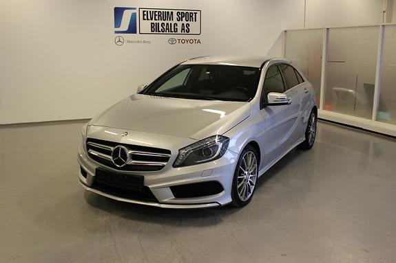 Mercedes-Benz A-Klasse A180  2014, 61800 km, kr 219000,-