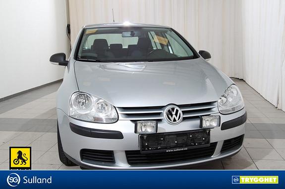 Volkswagen Golf 1,9 TDI Comfortline 4Motion FIRHJULSTREKK.LAV KM.DAB+