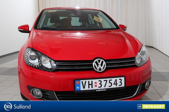 Volkswagen Golf 1,6 TDI 105hk Highline .XENON.WEBASTO.MULTIRATT.DAB+
