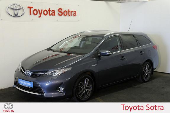Toyota Auris Touring Sports 1,8 Hybrid Active+  2014, 45074 km, kr 219000,-