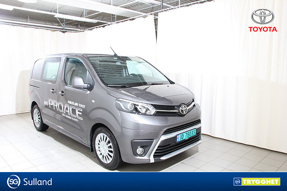 Toyota Proace 1,6 D 116 Comfort L1H1 Hengerfeste,