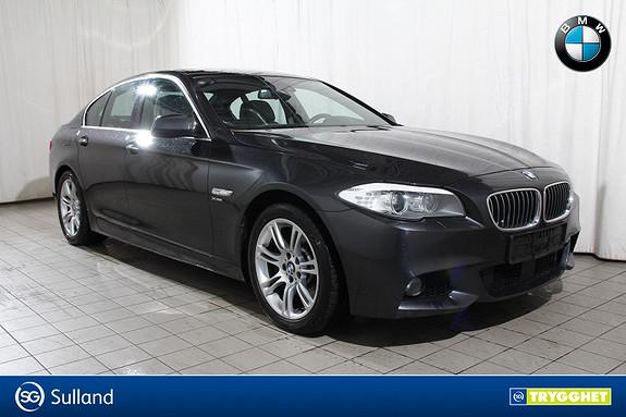 BMW 5-serie 530XdA Ad.Cruise-MSport-Komfseter-Nattkamera-Skiltleser