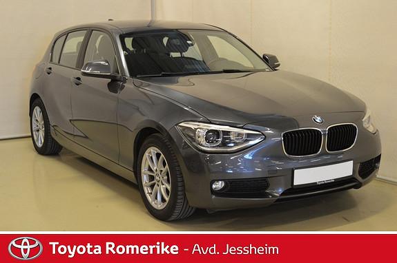 BMW 1-serie 116d Automat  2013, 84300 km, kr 199000,-