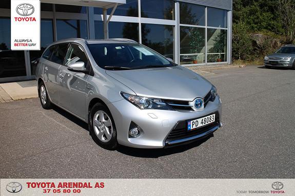 Toyota Auris 1,8 Hybrid E-CVT Active Meget hel og pen Auris Hyrid  2014, 54000 km, kr 209000,-