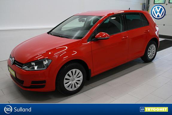 Volkswagen Golf 1,2 TSI 85hk Trendline ,Webasto,DAB+,parksensorer,krok,