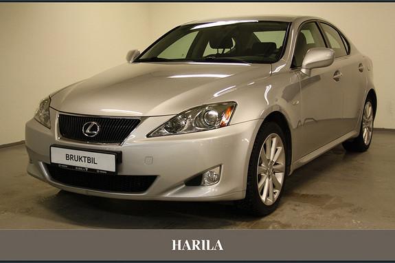 Lexus IS Comfort m/VDIM  2009, 115000 km, kr 209000,-