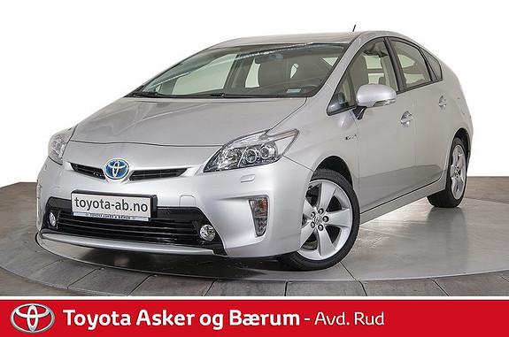 Toyota Prius 1,8 VVT-i Hybrid Executive  2013, 17890 km, kr 215000,-