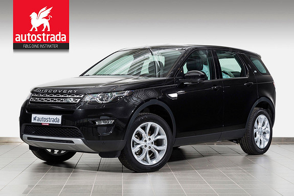Land Rover Discovery Sport TD4 150hk HSE
