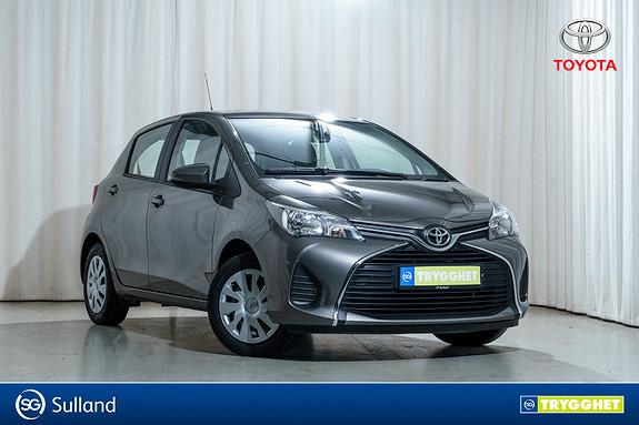 Toyota Yaris 1,33 Active S