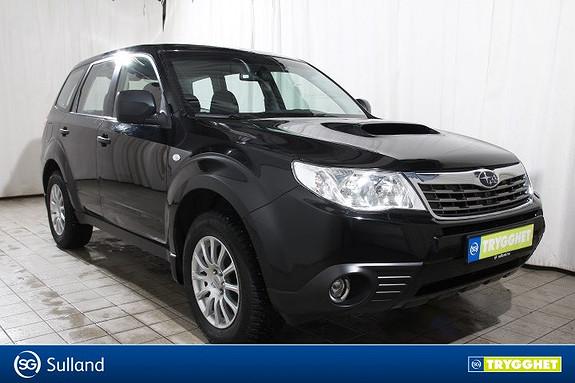 Subaru Forester 2.0D Comfort Klima-hengerfeste-motorvarmer etc