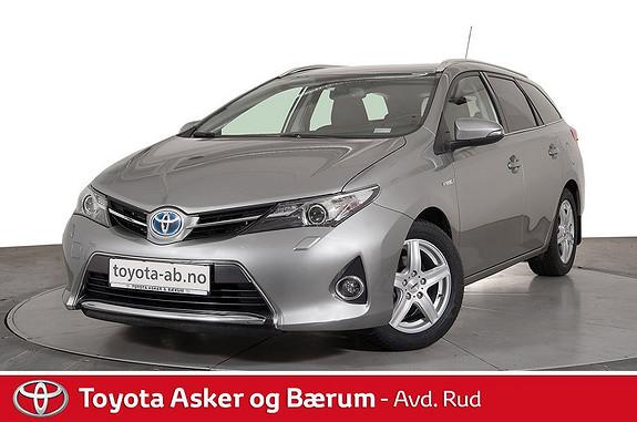 Toyota Auris 1,8 Hybrid E-CVT Active+  2014, 32700 km, kr 245000,-