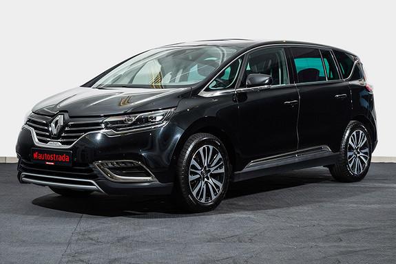 Renault Espace 200hk, Turbo og lavt forbruk.