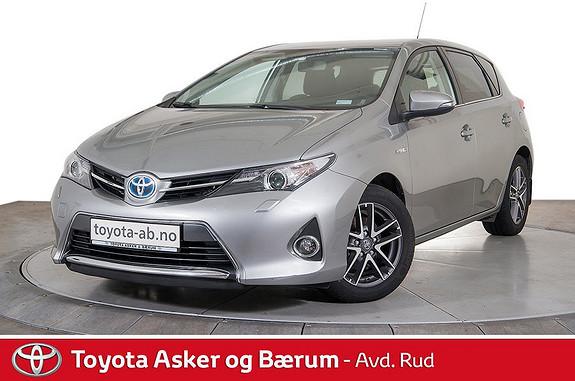 Toyota Auris 1,8 Hybrid E-CVT Active+  2014, 71300 km, kr 189000,-