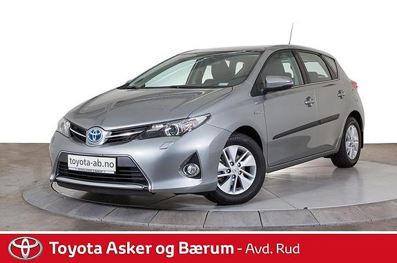 Toyota Auris 1,8 Hybrid E-CVT Active  2015, 17950 km, kr 229000,-