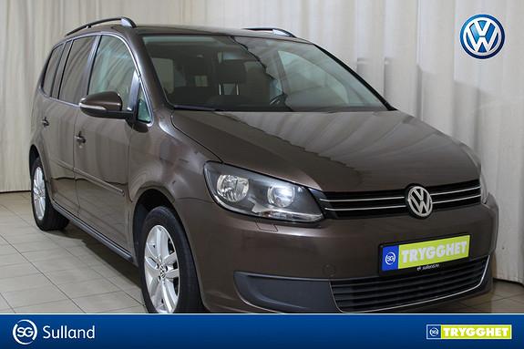 Volkswagen Touran 1,6 105 TDI BMT Comfortline