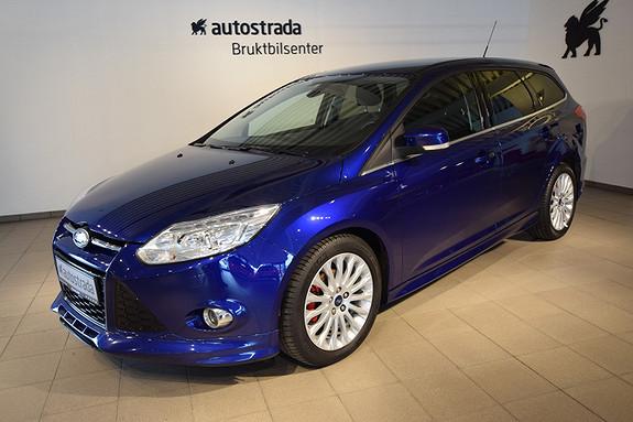 Ford Focus 1,6 TDCi 115hk Titanium Rentekampanje 0,99%