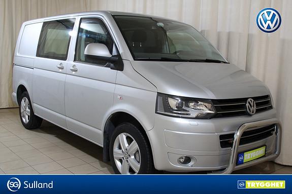 Volkswagen Transporter 2,0 BiTDI 180hk 4MOTION DSG Kort EXCLUSIVE