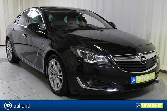 Opel Insignia 2,0 CDTI 120hk Premium