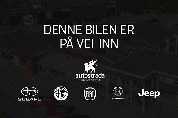 Jeep Renegade Limited H.Feste Skinn Navi Ryggekam 8x Alu BT Navi