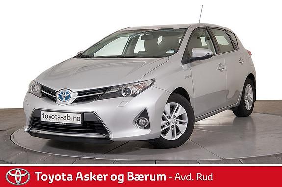 Toyota Auris 1,8 Hybrid E-CVT Active  2013, 86033 km, kr 179000,-