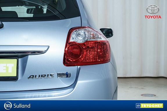 Toyota Auris 1,8 Hybrid E-CVT Executive Lav km.stand, meget velholdt