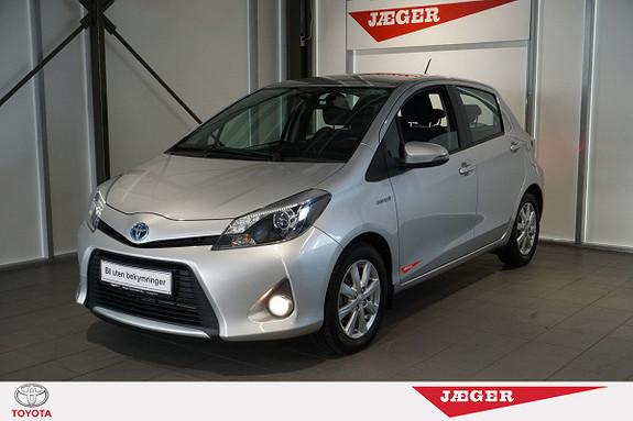 Toyota Yaris 1,5 Hybrid Active e-CVT  2012, 30200 km, kr 149000,-