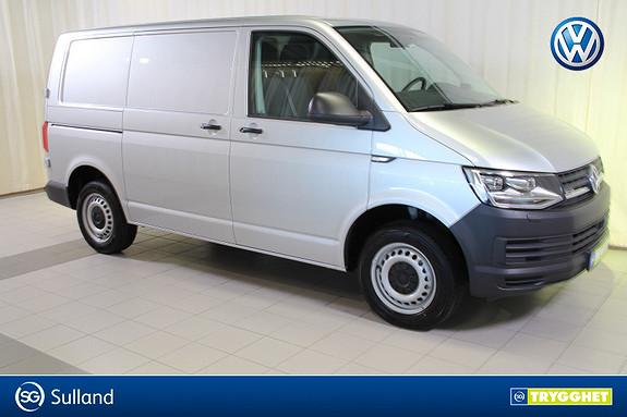 Volkswagen Transporter 2,0 TDI 150hk K u/vindu 4Motion park.varmer m/tidsur,