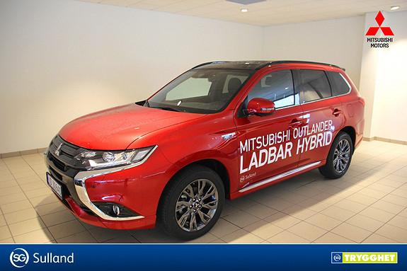 Mitsubishi Outlander S Edition 2,0 202hk Demostrasjonsvogn