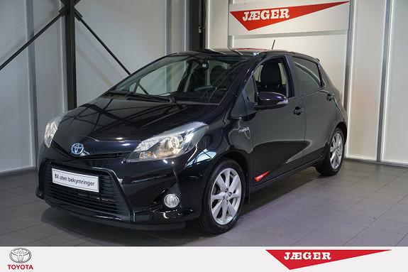 Toyota Yaris 1,5 Hybrid Style Glasstak  2013, 53225 km, kr 179000,-