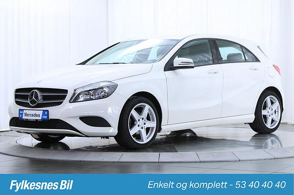 Mercedes-Benz A-Klasse A160 CDI DAB+, Ryggekamera, Isofix, Bluetooth  2015, 33500 km, kr 229900,-