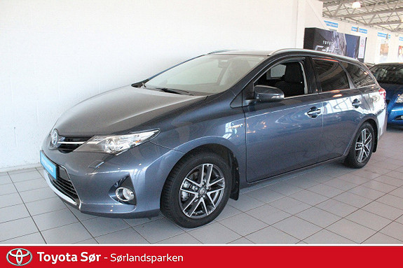 Toyota Auris Touring Sports 1,8 Hybrid Active+  2014, 44 000 km, kr 225 000,-