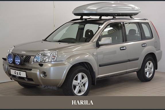 Nissan X-Trail 2,2 DCI Sport  2005, 189199 km, kr 89000,-