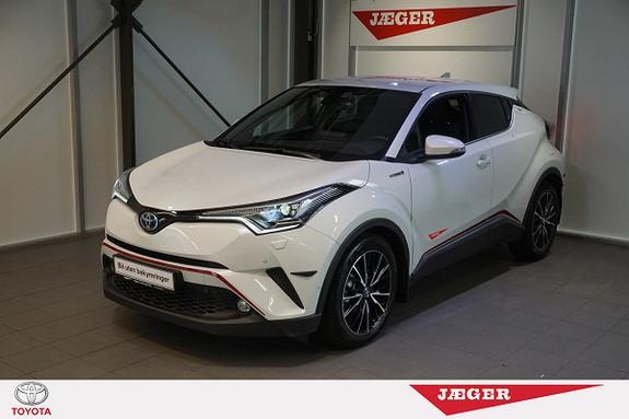 Toyota C-HR 1,8 WT-i Hybrid Supreme Tech  2017, 6300 km, kr 379000,-