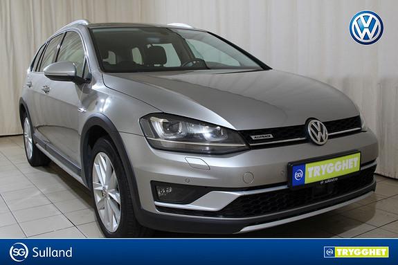 Volkswagen Golf Alltrack 2,0 TDI 184hk 4MOTION DSG Webasto