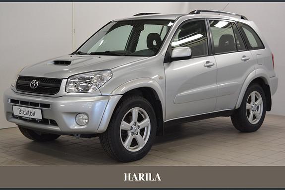 Toyota RAV4 D-4D 4wd  2005, 174953 km, kr 99000,-
