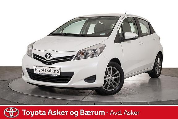 Toyota Yaris 1,0 Active  2014, 28500 km, kr 139000,-