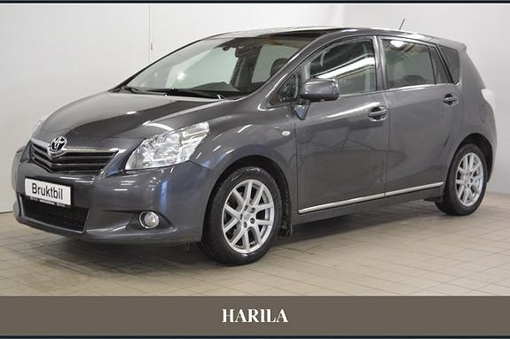 Toyota Verso 2,0 D-4D Premium 7 seter  2009, 168315 km, kr 159000,-